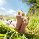 Entspannung, Achtsamkeit, Frische