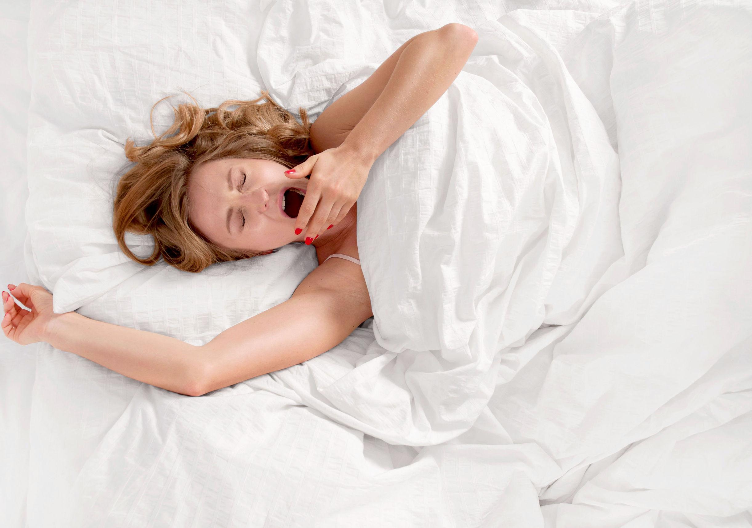 Test: schlaf gut